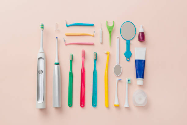 Dental item knolling style